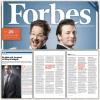 FORBES Magazin Riport